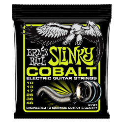 Ernie Ball COBALT REGULAR SLINKY 10-46