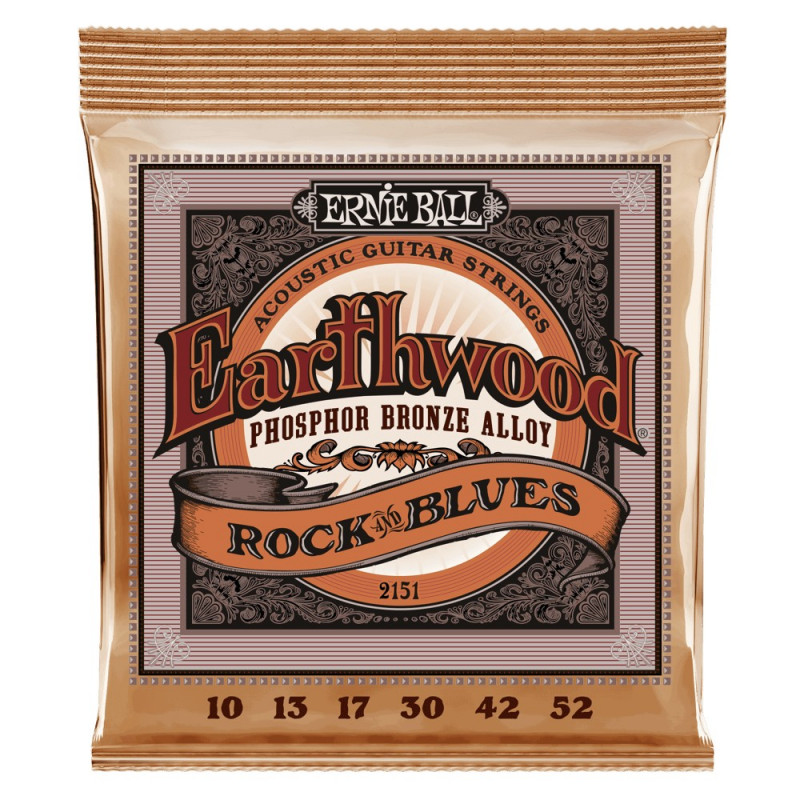 EB EARTHWOOD PHOS ROCK & BLUE 10-52