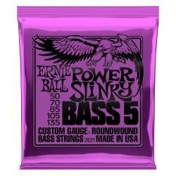 EB BASS POWER SLINK 5 STRING 50-135