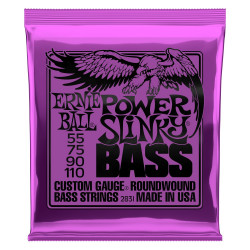 EB BASS POWER SLINKY 55-110