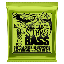 EB BASS REGULAR SLINKY 50-105