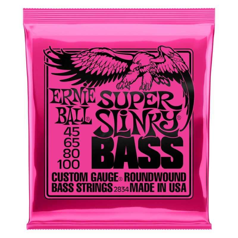 EB BASS SUPER SLINKY 45-100