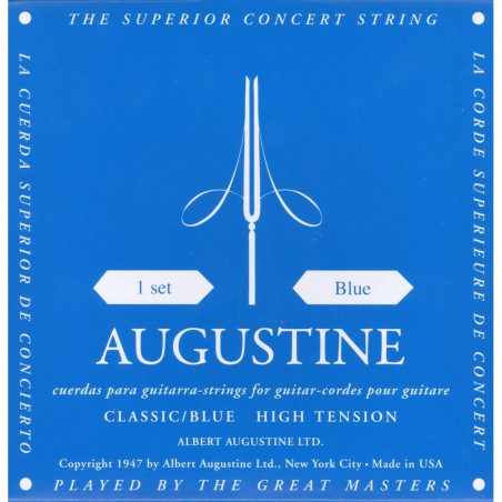 Augustine ABL Blue Label Classical Guitar Strings