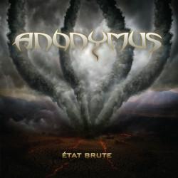 Anonymus - État Brute - LP Vinyl