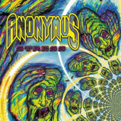 Anonymus Stress LP ( Vynile)