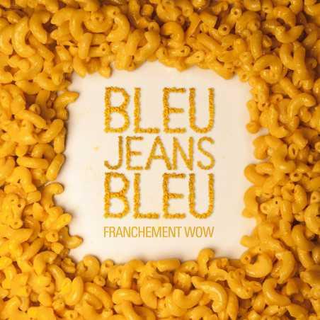 Bleu Jeans Bleu - Franchement Wow - LP Vinyle