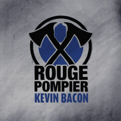 Rouge Pompier - Kevin Bacon - LP Vinyle
