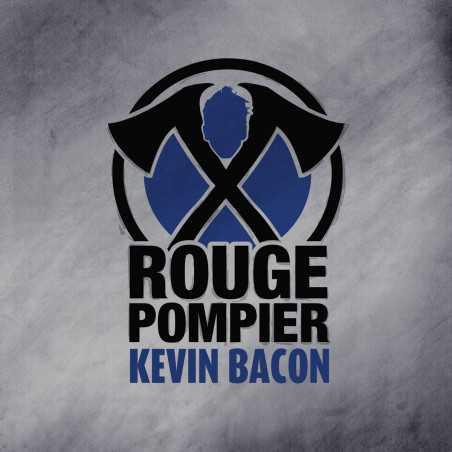 Rouge Pompier - Kevin Bacon - LP Vinyl