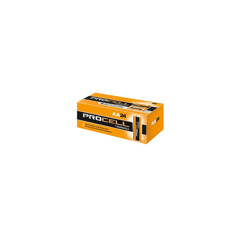 Procell Duracell AA 24