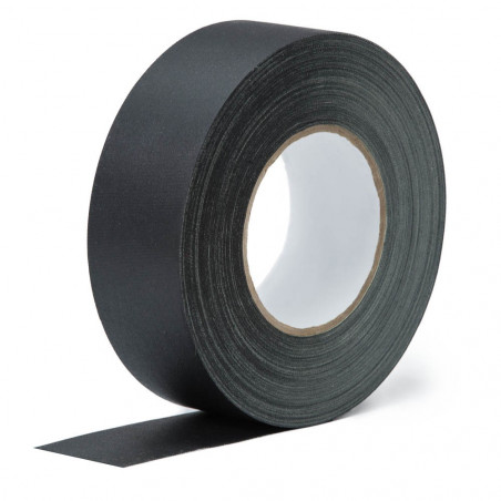 Black gaffer tape 48mm x 55mm