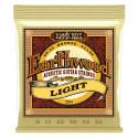 Ernie Ball EARTHWOOD LIGHT 80/20 11-52