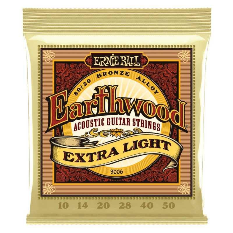EB EARTHWOOD XTRA LIGHT 80/20 10-50