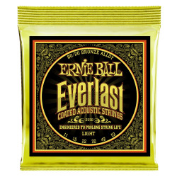 Ernie Ball EVERLAST 80/20 LIGHT 11-52