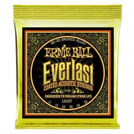 Ernie Ball EVERLAST 80/20 LIGHT 11-52