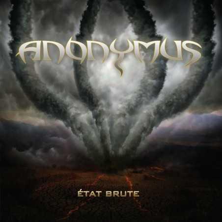 Anonymus - État brute - CD