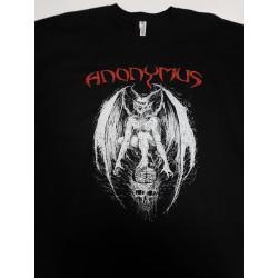 T-shirt XXL- Anonymus - tu es mes demons