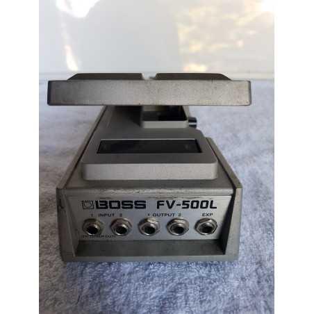 Boss FV500L Stereo volume/expression