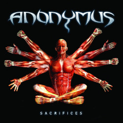 Anonymus - Sacrifices - CD