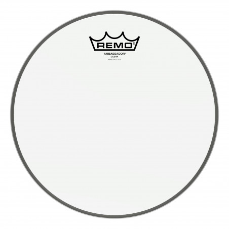 "Batter, AMBASSADOR®, Clear, 10"" Diameter"