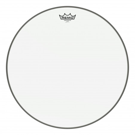"Batter, AMBASSADOR®, Clear, 18"" Diameter"
