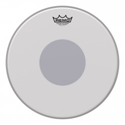 "Batter, CONTROLLED SOUND®, EMPEROR®, Coated, 14"" Diameter, BLACK DOT™ On Botm"