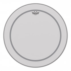 "Bass, POWERSTROKE® 3, Coated, 22"" Diameter, 2-1/2"" Impact Patch"