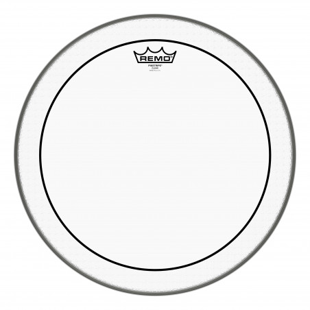 "Batter, PINSTRIPE®, Clear, 16"" Diameter"