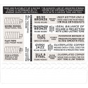 D'Addario EFT17 Flat Tops Phosphor Bronze Acoustic Guitar Strings, 13-56