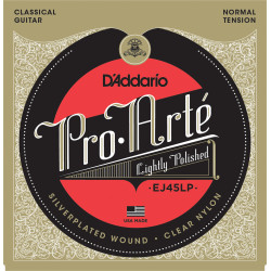 D'Addario EJ45LP Pro-Arte Composite Classical Guitar Strings, Normal Tension