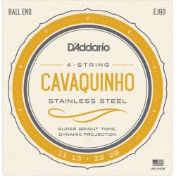 D'Addario EJ93 Cavaquinho Strings