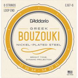 D'Addario EJ97-6 Greek Bouzouki
