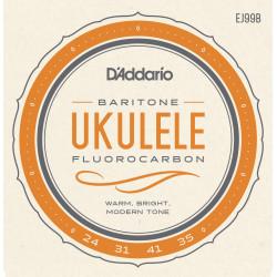 D'Addario EJ99B Pro-Arté Carbon Ukulele Strings, Baritone