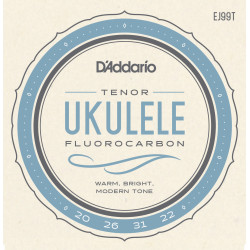 D'Addario EJ99T Pro-Arté Carbon Ukulele Strings, Tenor