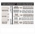 D'Addario EZ910 85/15 Bronze Acoustic Guitar Strings, Light, 11-52