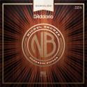 D'Addario NB024 Nickel Bronze Wound Acoustic Guitar Single String, .024