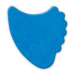 Médiator de Guitare Bleue Tossex® de 1,0 mm