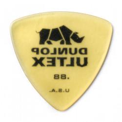 Médiator Triangle Ultex® de 0,88 mm (6/pack)