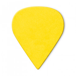 Pymes De Guitare Sharp Tortex® Jaune 0,73mm (12/Pack)