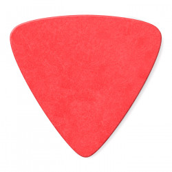 Guitare Triangle Tortex® Rouge 0.50mm (6/pack)