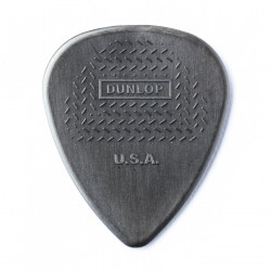 Dunlop 449P1.0 1.0mm Max-grip® Standard Guitar Pick (12/pack)