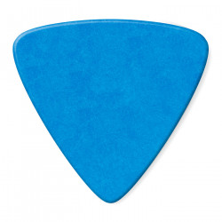 Médiator de Guitare Bleue Triangle Tortex® de 1,0 mm (6/pack)