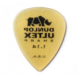 1.14mm Ultex® de Sharp Guitare Picks (72/pack)