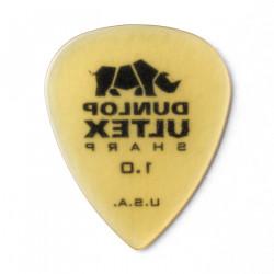 Médiators Sharp Ultex® de 1.0mm (72/pack)