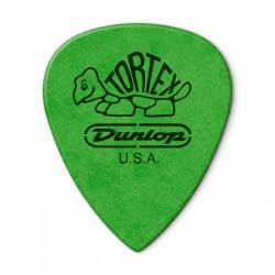 Médiator Guitare Verte Tortex® T III De 0,88 Mm (Paquet De 12)