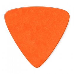 Orange 0.60mm Tortex® Triangle Guitar Pick (6/pack)