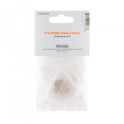 Médiator Tortex® Flex Triangle de 0,60 mm Orange (6/pack)
