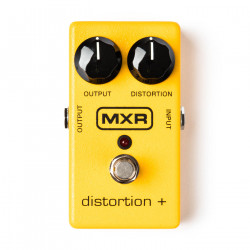 Mxr® Distorsion + Pédale