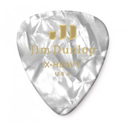 Extra Heavy Celluloid Guitar Pick (12/Bag)