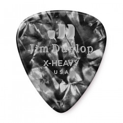 Extra Heavy Celluloid Guitar Pick (72/Bag)