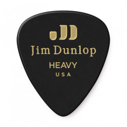 Heavy Celluloid Guitar Pick (72/Bag)